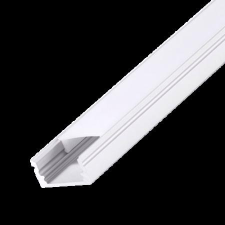 Perfiles de aluminio para tiras led opaniel - Tiras de aluminio ...